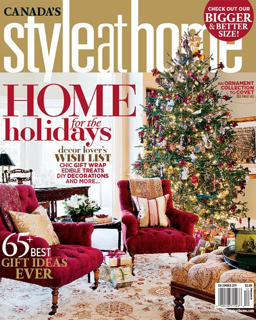 Style at Home - December 2011