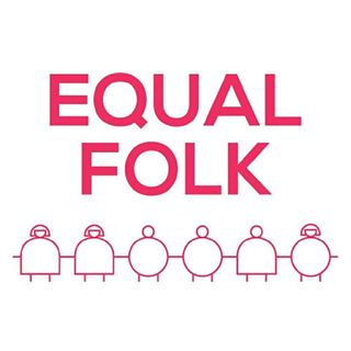 Equal Folk - creating card for LGBTQI+ people to inspire and create awareness.