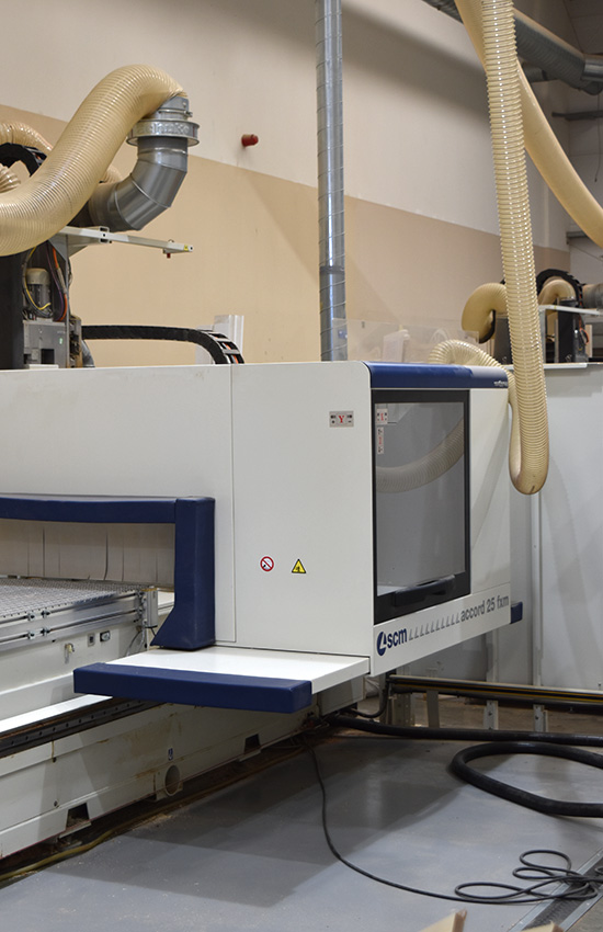 SCM Accord FXM 5 Axis Machining Centre