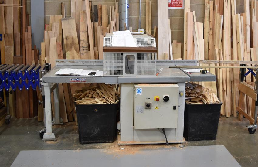 Stromab Up-Cut Cross Cut Saw