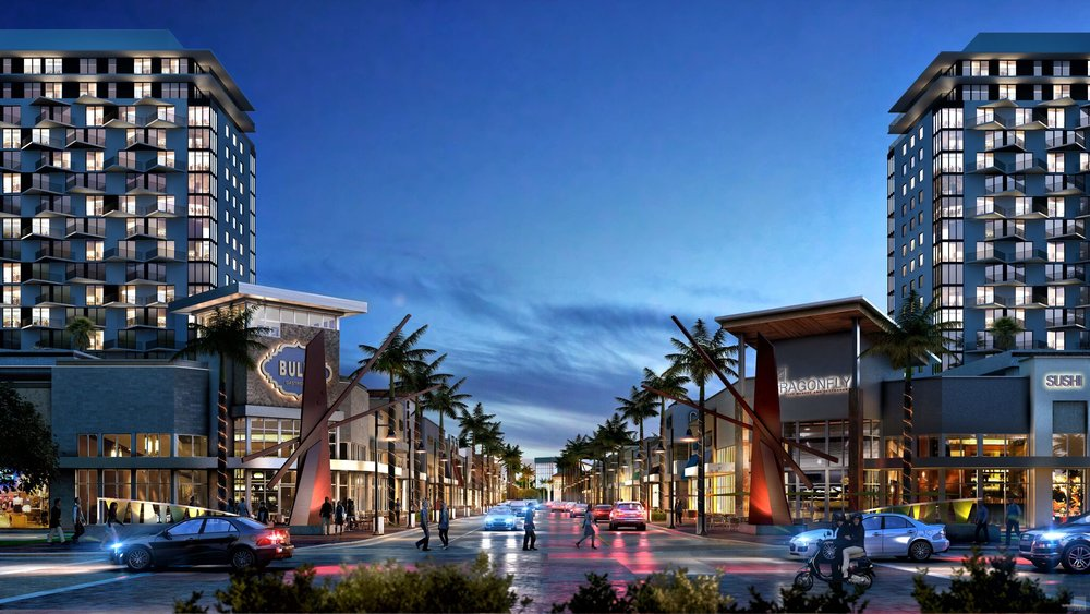 Downtown Doral Phase II Retail