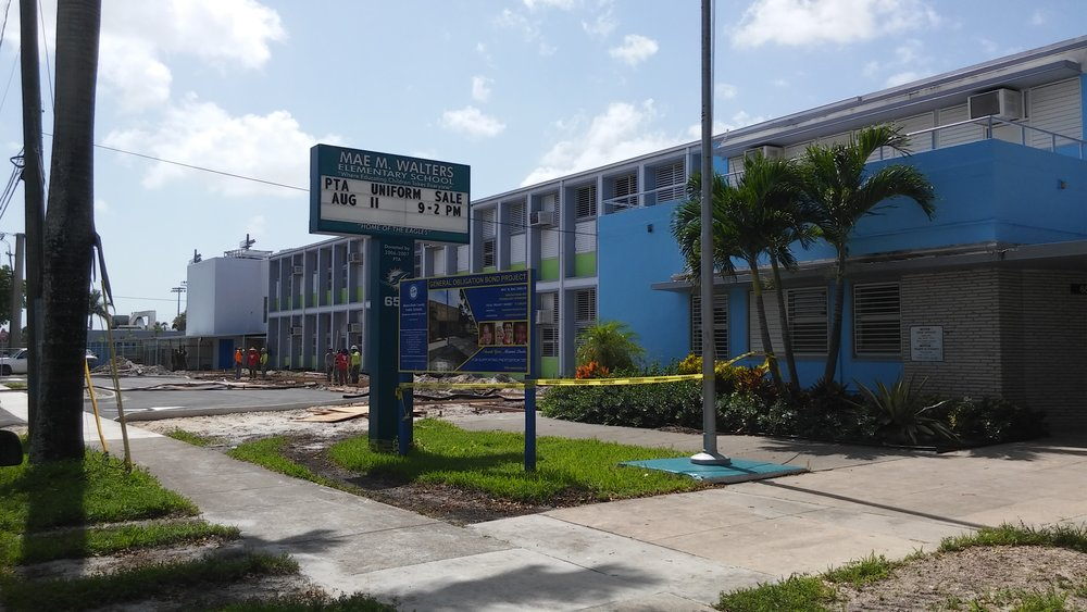 Mae Walters Elementary School