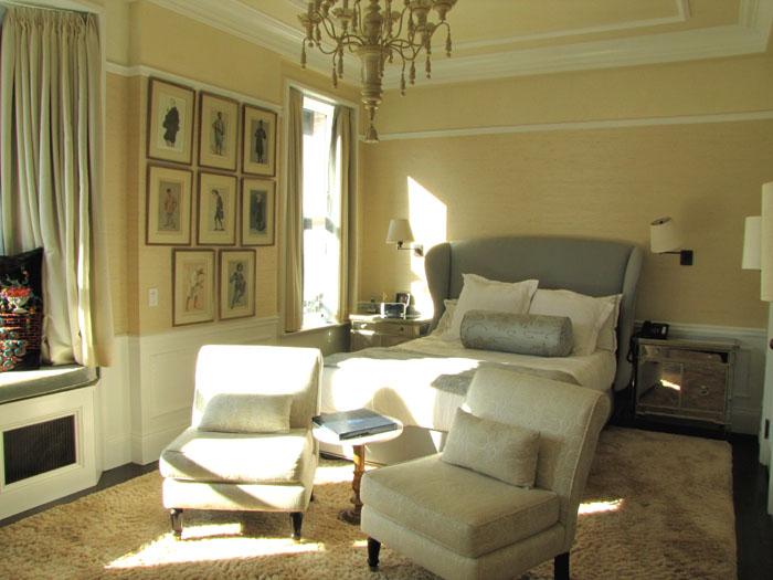43 Fifth Avenue 5th Floor Master Bedroom
