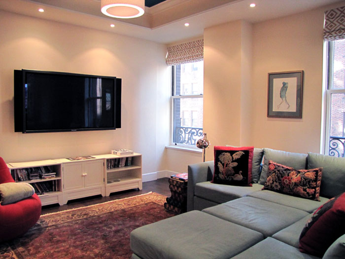 43 Fifth Avenue 5th Floor Informal Living Room