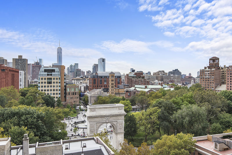 One Fifth Ave, Apt. 13H View