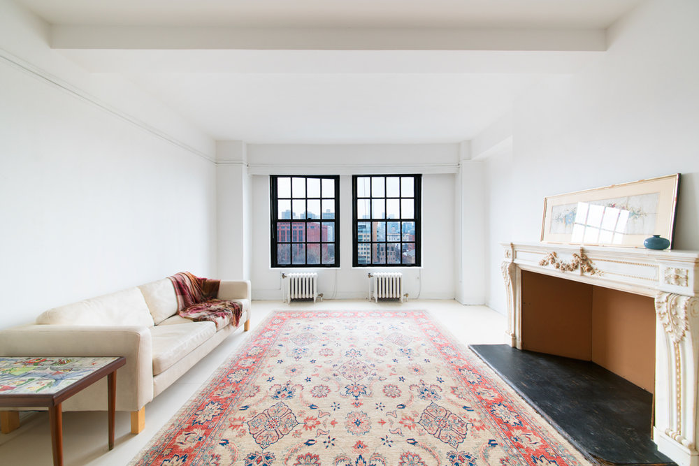 One Fifth Ave, Apt. 13H Living Room