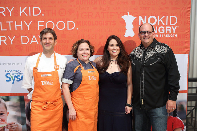 Taste of the Nation 2018 (and 2016) chairs: Ryan Pera, Rebecca Masson, Alba Huerta, Daniel Vaughn