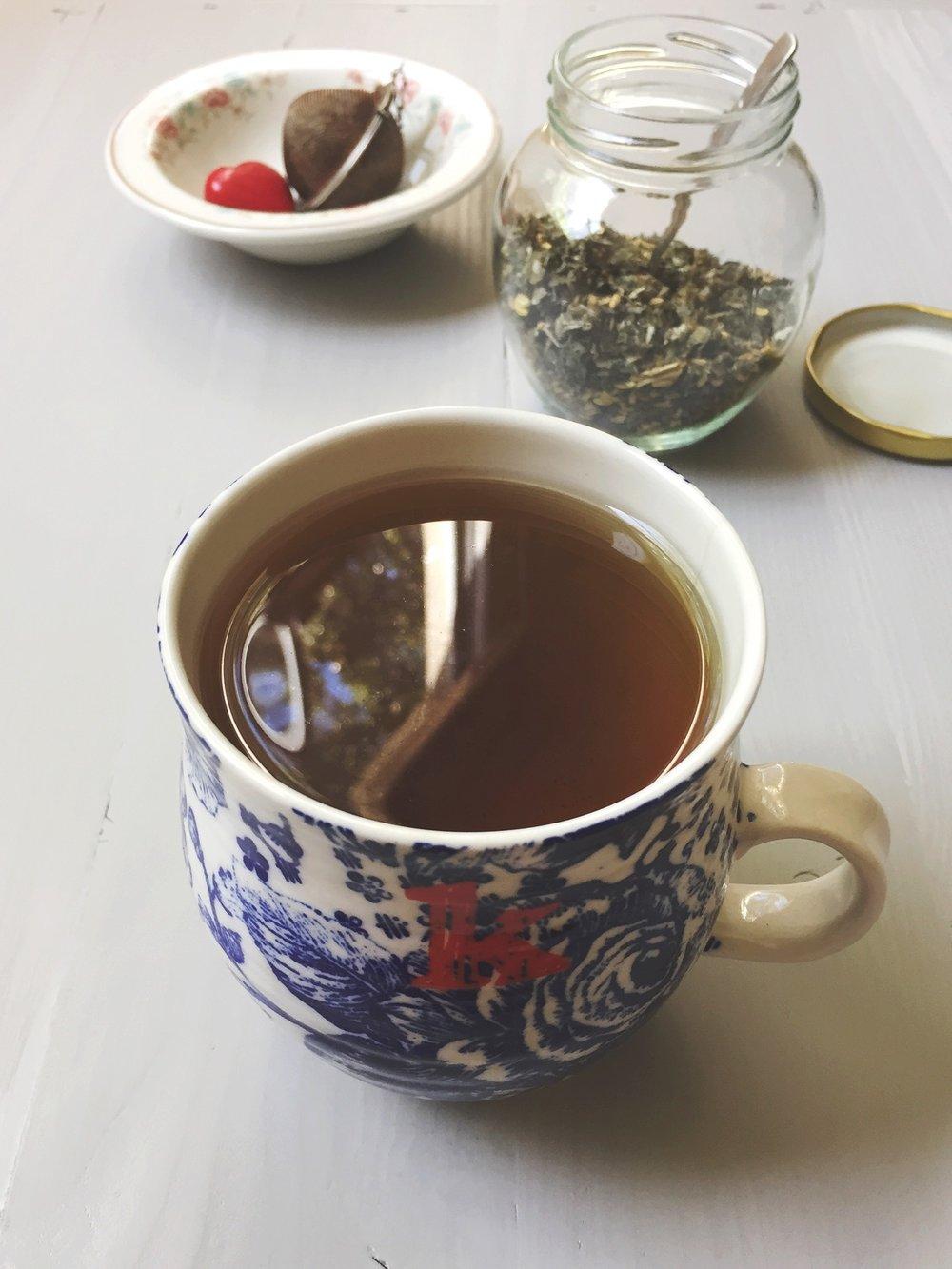 PCOS tea