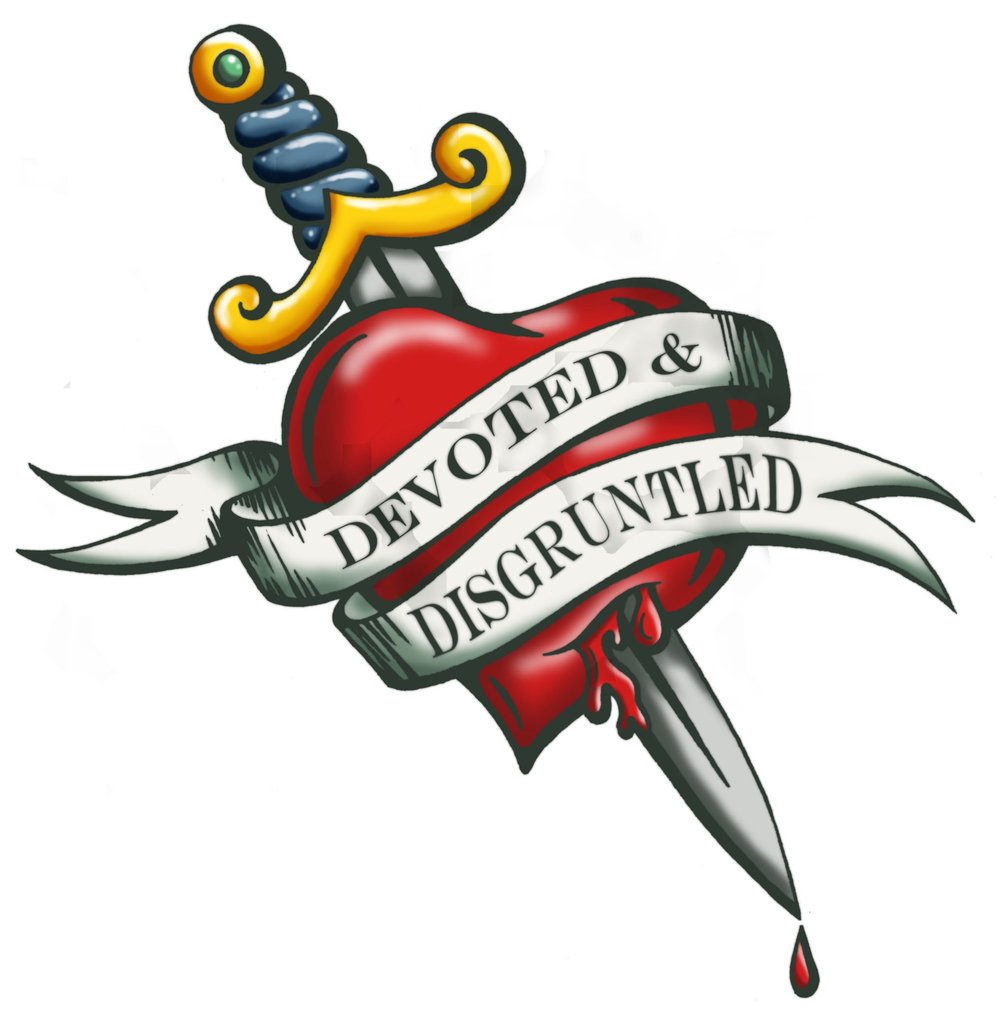 Devoted and Disgruntled Devoted &Disgruntled is a nationwide conversation about the future of Theatre. Run by @Improbable1, supported by Arts Council England.