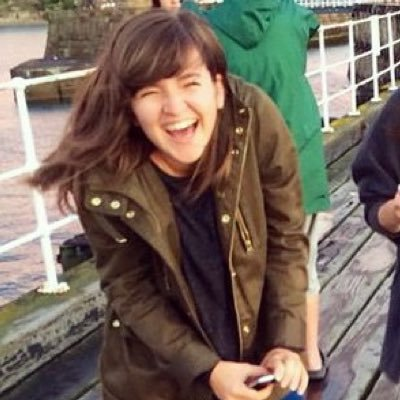 Lizzie Cooper visited Calais twice in 2016, and fundraised so that other people could do the same. She is Stage Manager from Yorkshire who is regularly sighted at the National Theatre.