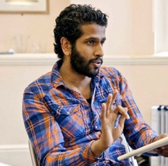Prasannah Puwanarajah is an actor, director, writer and doctor. He is co-writing BORDERLAND as part of the Crew for Calais season at VAULT festival in 2017.