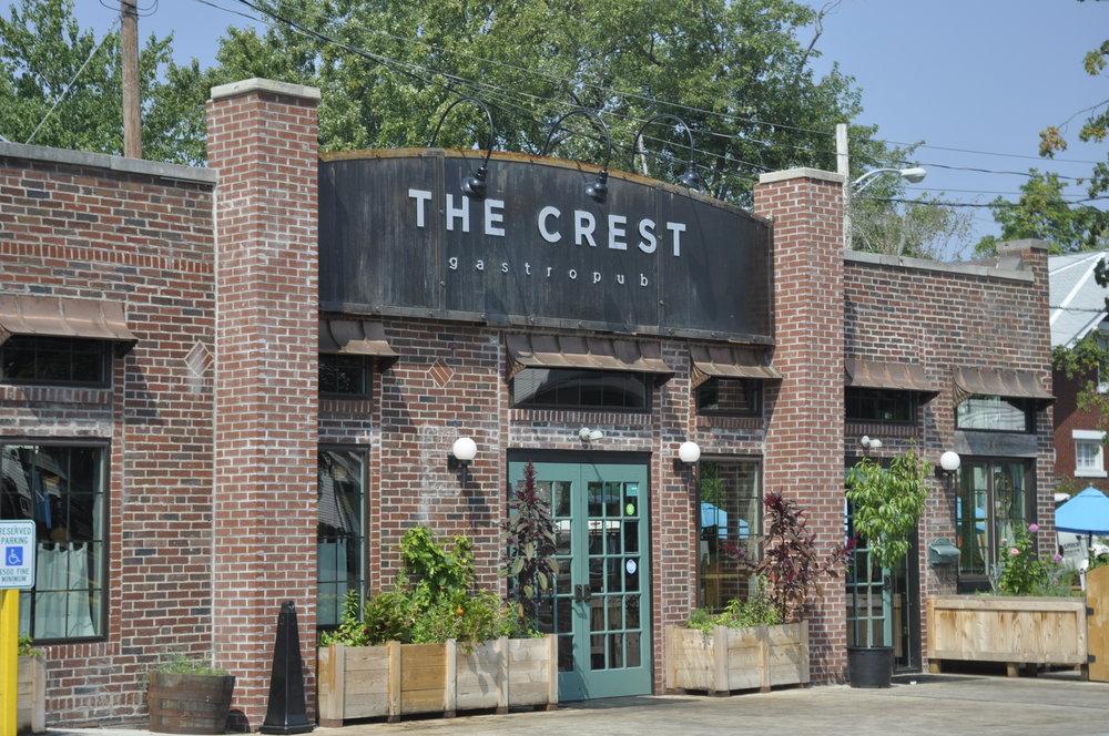 the crest clintonville