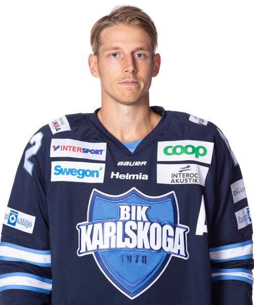 Gustaf Thorell  BIK Karlskoga