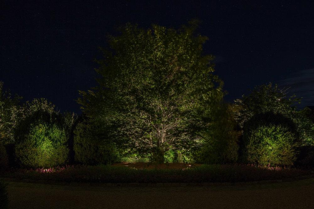 UP LIGHTING - IN GRADE