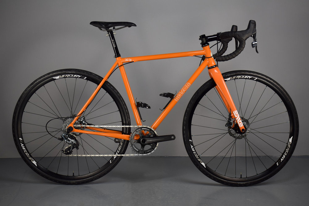 Flat-mount Disc CX Racer