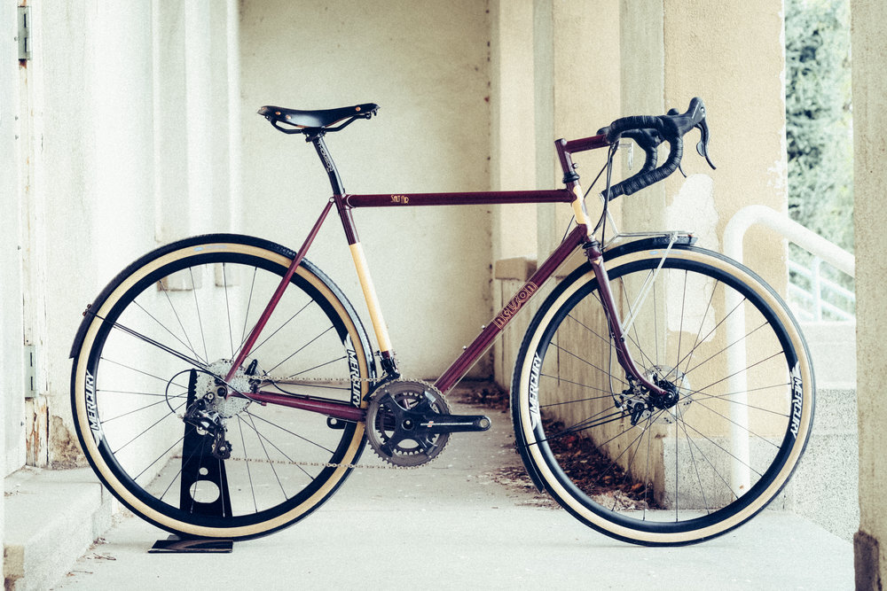 Lugged Disc Randonneur