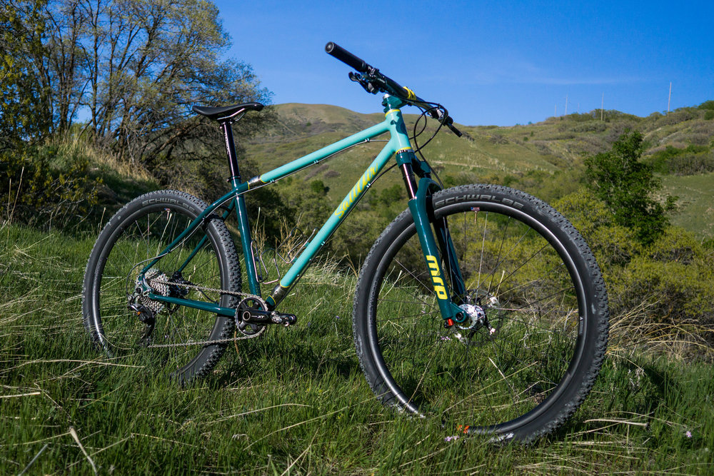 29 Travel Hardtail