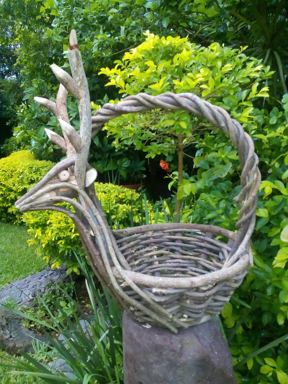 Deer Basket