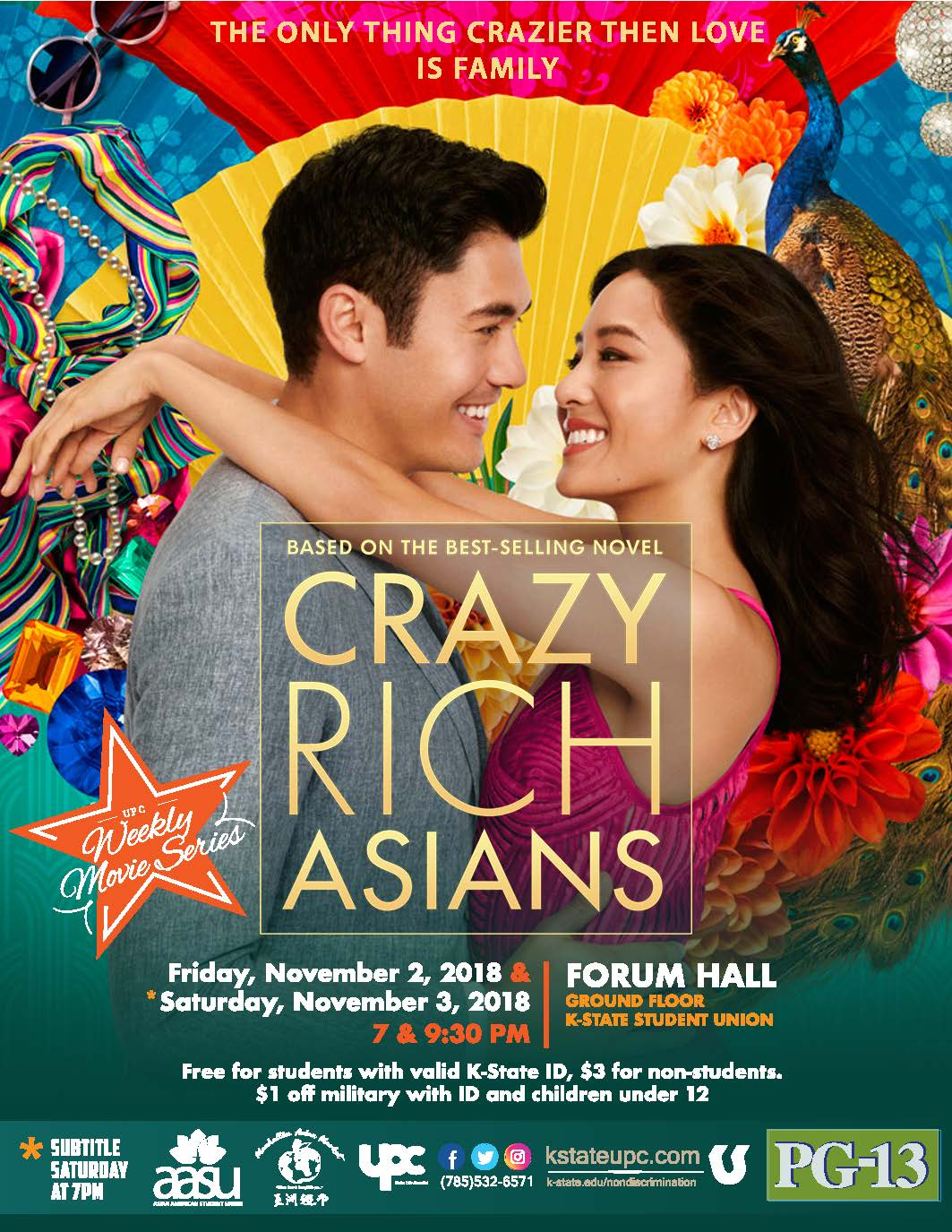 Image result for Crazy Rich Asians (2018)