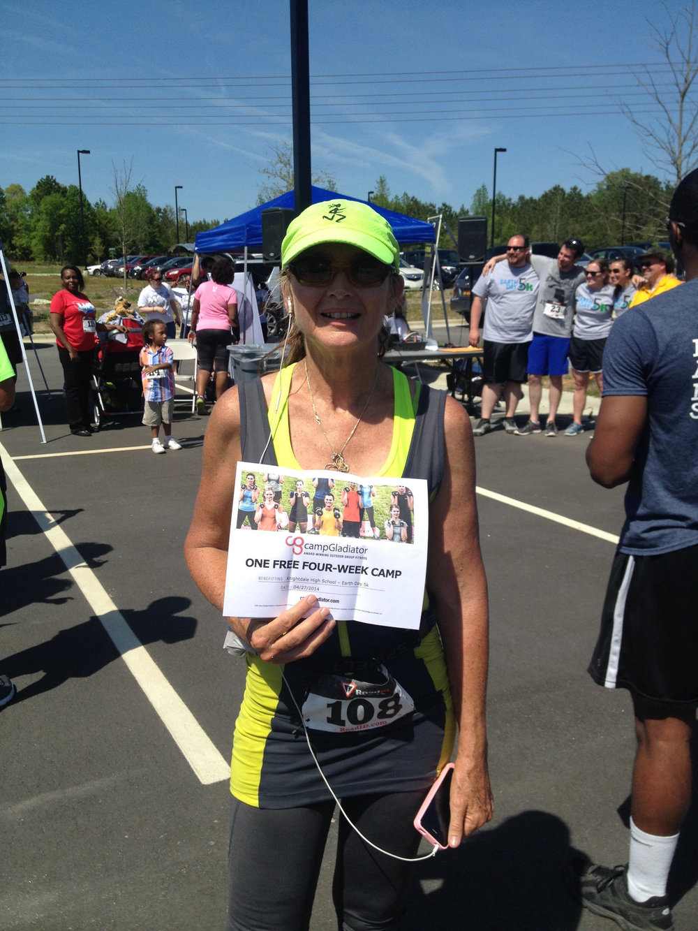 Linda at race from old Fran Ripple email.jpg