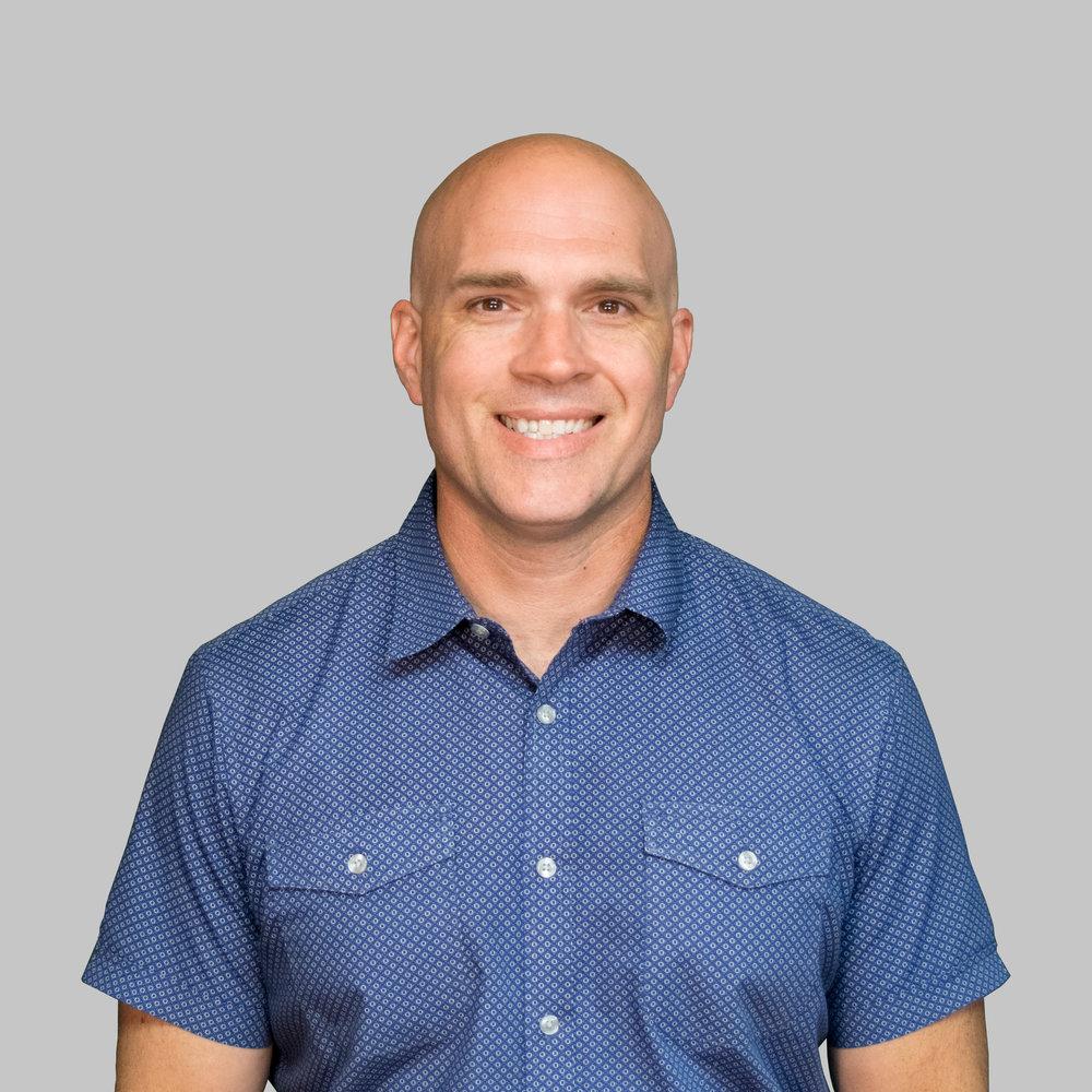 Gary Garrison - Pastor