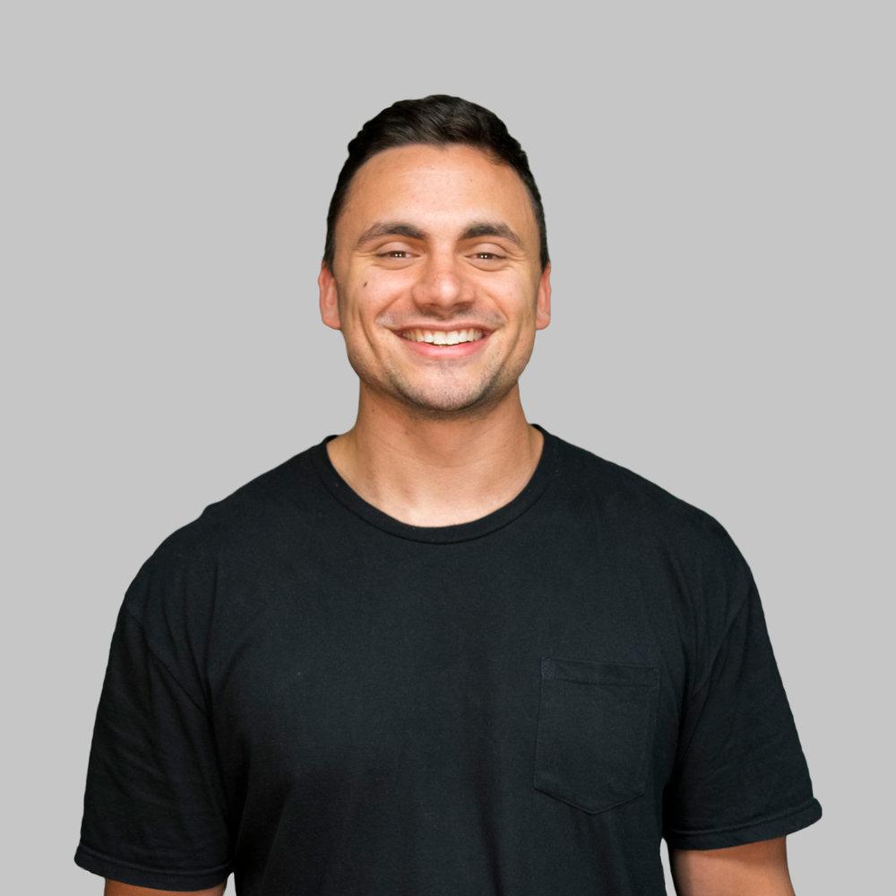 Kyle Fischer - Student & Connections Pastor