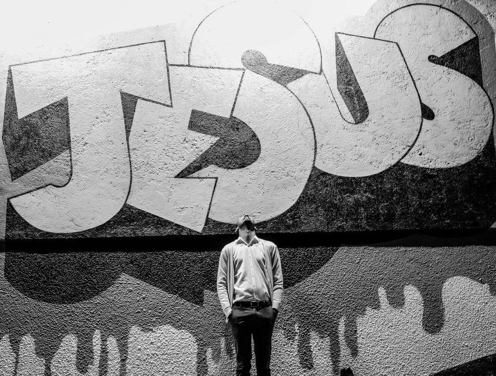 FOLLOW JESUS -