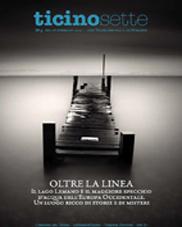 """Février 2014, parution dans l'hebdomadaire Ticino 7 """"Lago Lemano"""" Texte de l'écrivain Anglais W Somerset Maughan tiré du roman """"Ashenden"""" Adelphi 2008.  www.ticino7.ch"""