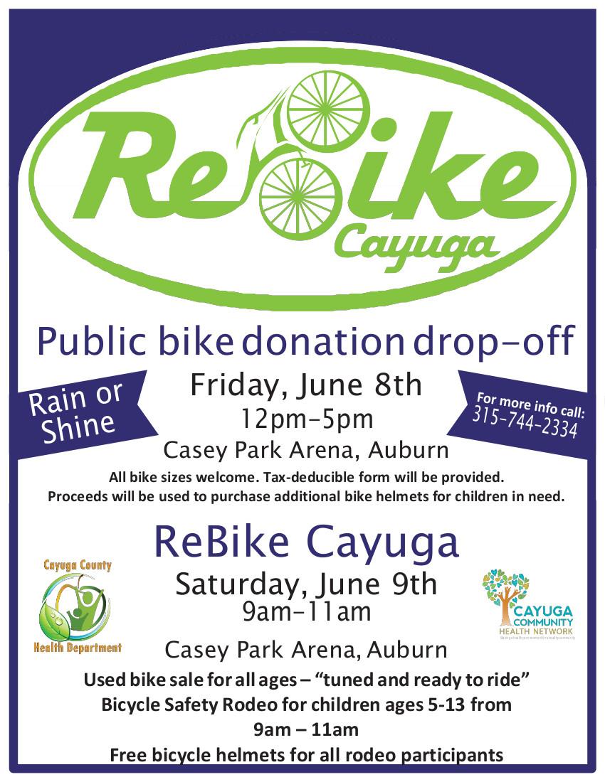 Events Cayuga Health Network