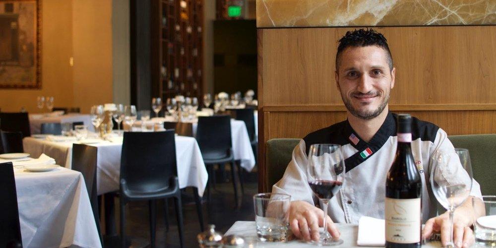Maurizio Milazzo, Executive Chef | Barolo Ristorante | Seattle, WA
