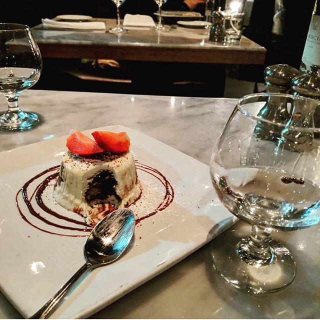 Peek inside our tiramisù 📷 by @rsiresfy at #BaroloRistorante #BaroloSeattle #seattlerestaurants #tiramisu #dolci #dolce #dessert #sweet #sweets #dinner #dining #italianfood
