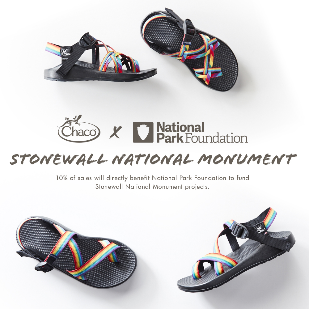 7770d33ca86a Jun 13 Chaco Supports Stonewall National Monument with New Sandals