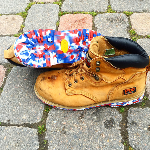 Tims Resoled in Vail