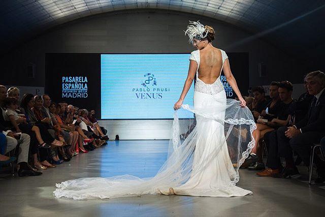 "Desfile Pablo Prusi en Pasarela Española ""Colección Venus""#pasarelaespañola #pabloprusi#jesusmariadominguez#pasarela#pabloprusidesigner"