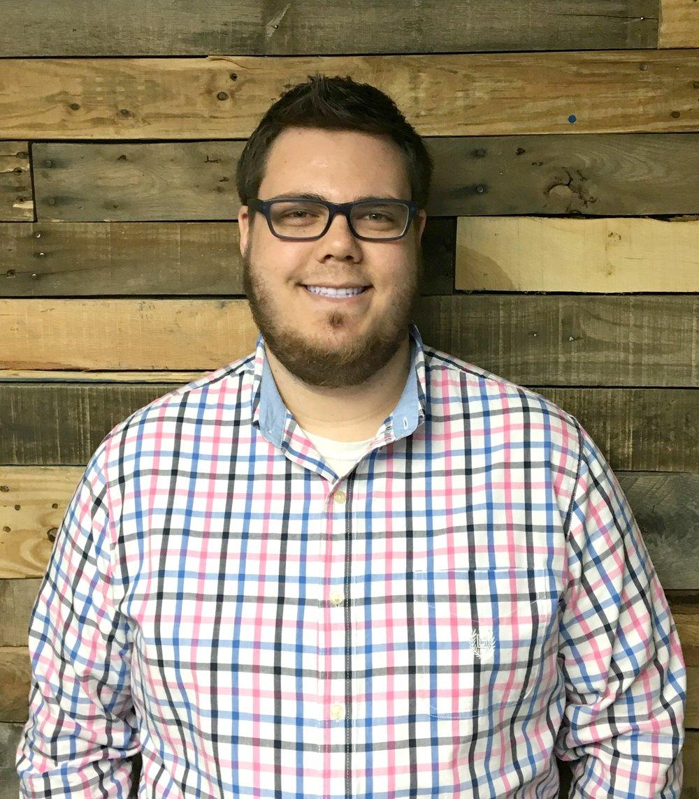 Joshua Robinson Student Pastor Youth@fbcargyle.org