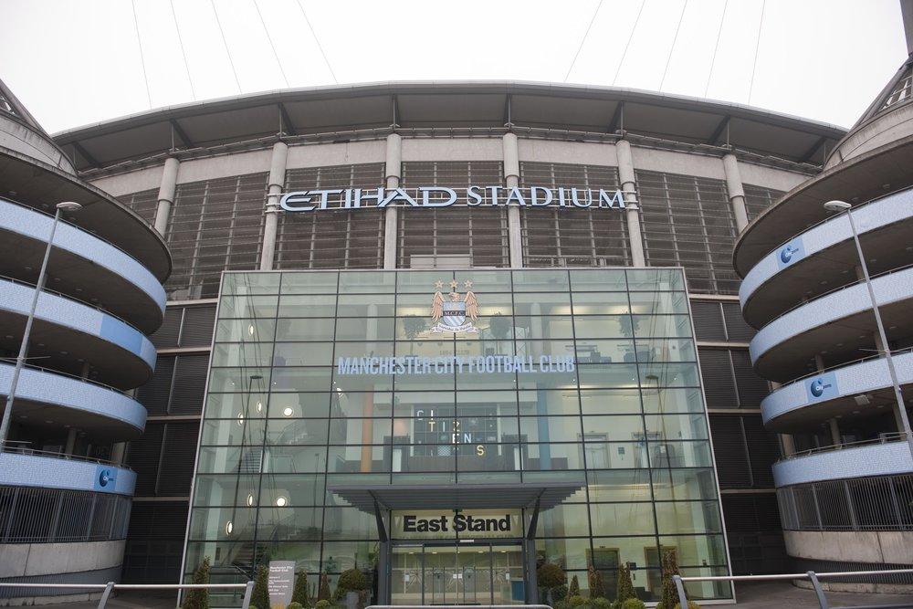 Etihad Stadium, venue for MMU assessment simulation