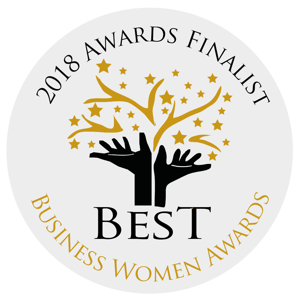 2018 Award Finalist Best Business Women Awards