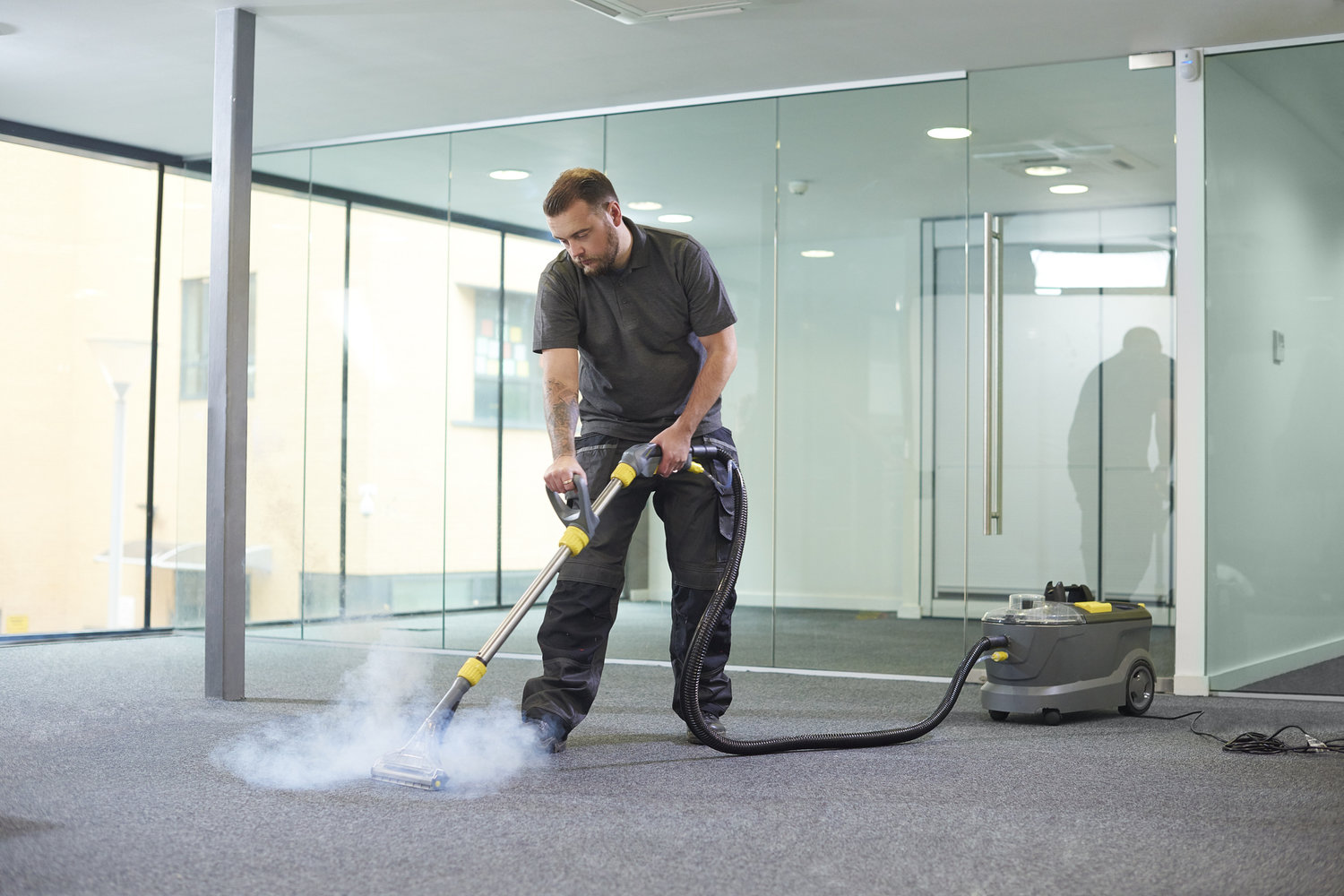 Special Projects — Advanced Commercial Cleaning Services