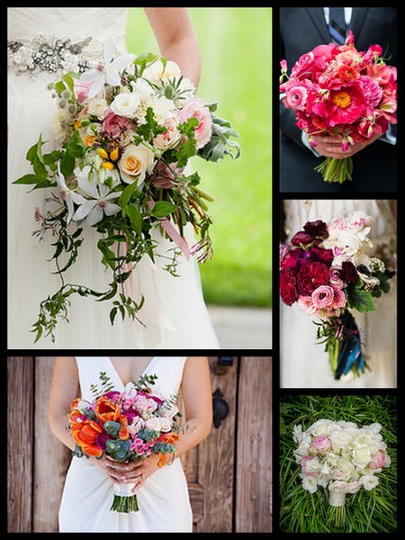 Favorite Bridal Bouquets