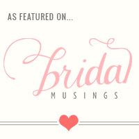 Brilliant Event Planning featured on Bridal Musings