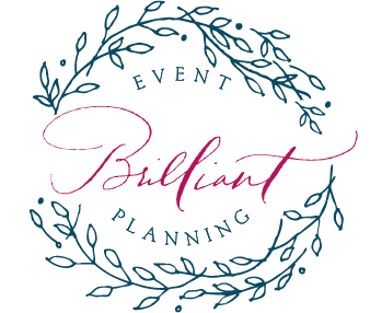 Brilliant Event Planning Logo
