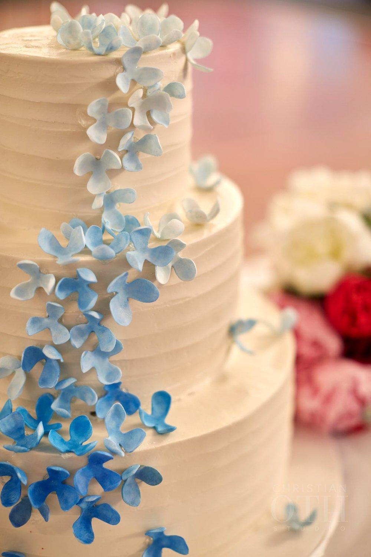 Wedding Cake! Photo by Glen Allsop for Christian Oth Studio.