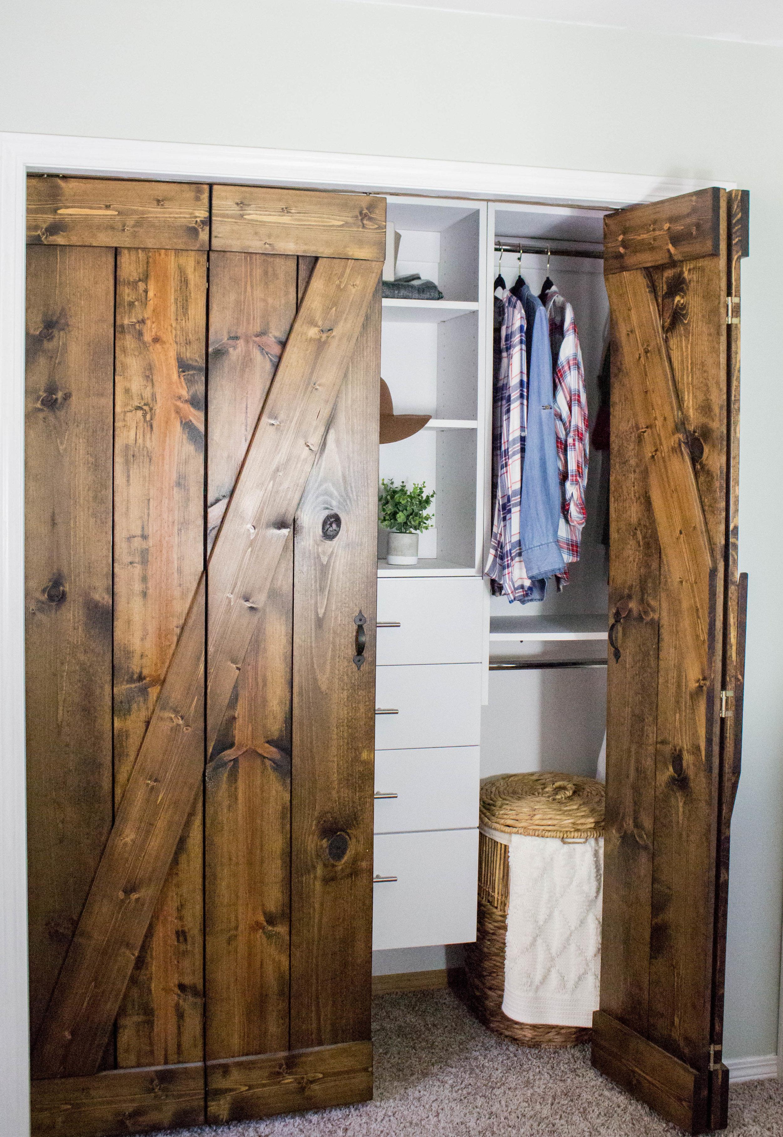 How We Quadrupled Our Closet Space: Featuring Modular Closets U2014 Balkanina