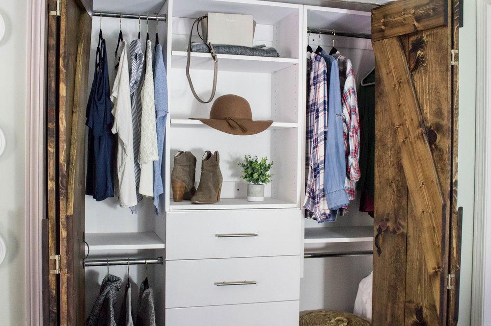 Easy Closet Reno