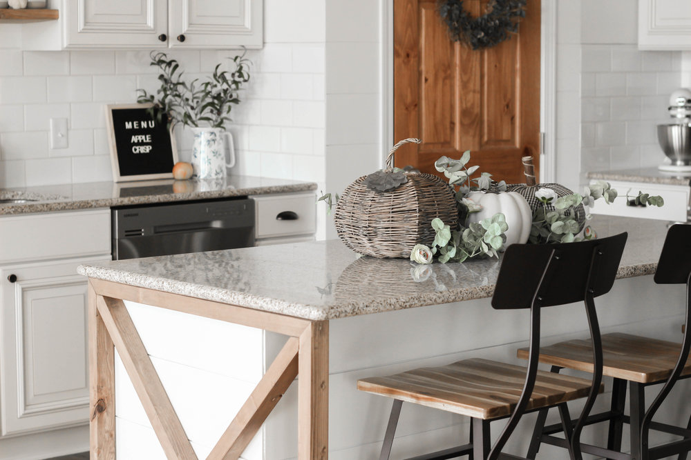 Functional Fall Kitchen
