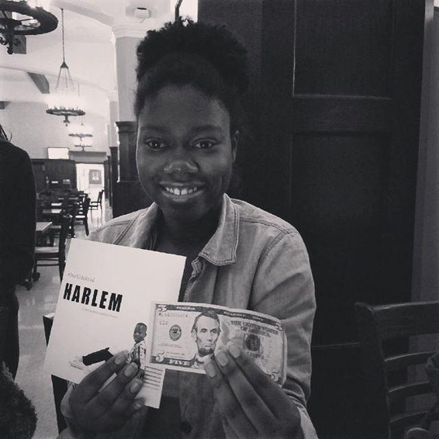 Got $5 on it?! Show NYC #OurKidsRead  www.wearewelcomehere.org