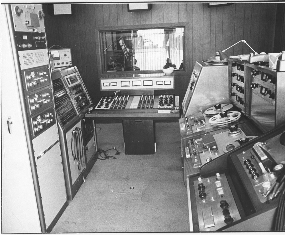 National St. - Control Room