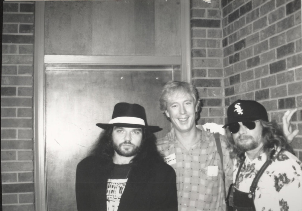 Lynyrd Skynyrd with John Hampton