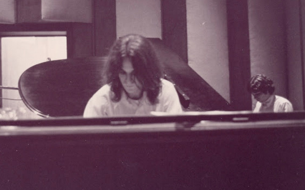 Ardent Studio A - Alex Chilton and Chris Bell