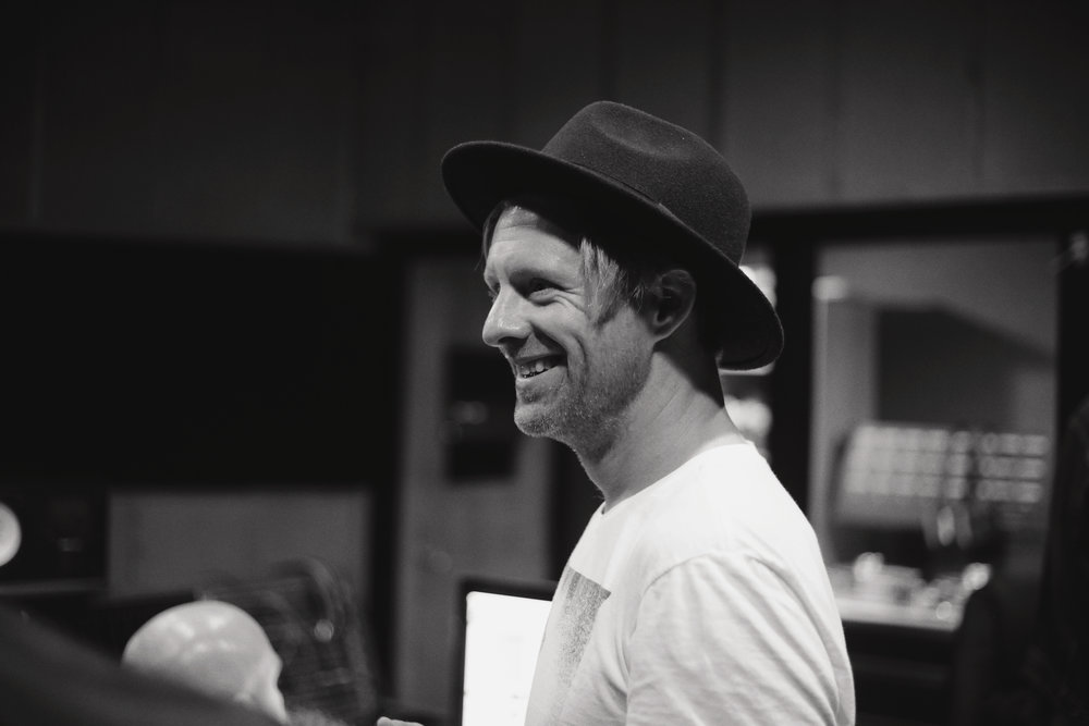 Studio A - Jon Foreman of Switchfoot @ChrisTownsend